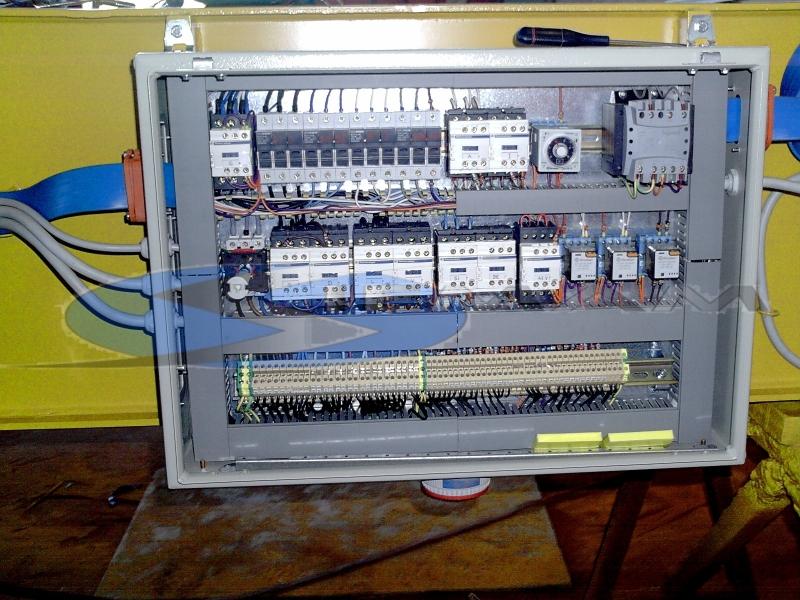Schema Elettrico Per Carroponte : Carroponti siemam s r l impianti elettrici automazione