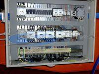 quadro elettrico per carroponte 32ql