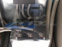 quadro elettrico inverter 160kw