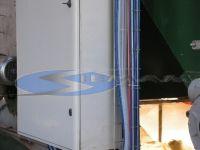 quadro elettrico in vetroresina per pneumatica