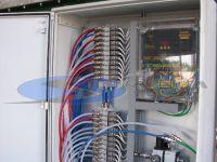 quadro elettrico in vetroresina per elettrovalvole