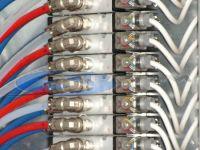 serie di elettrovalvole per filtro a maniche