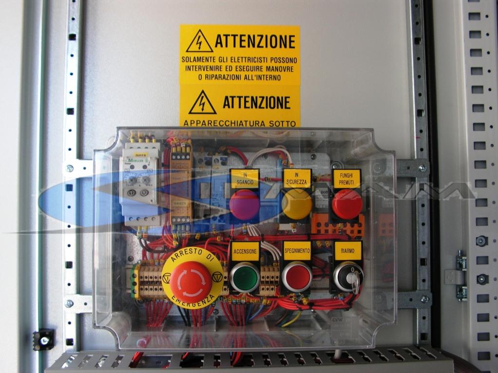 Controllo archivi siemam s r l impianti elettrici automazione e