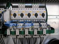 sistema di automazione con smart wire darwin