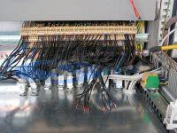 morsettiere di potenza motori in campo