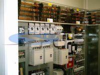 cablaggio di quadri elettrici pannelli di forza