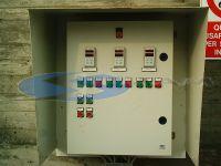 quadro elettrico cisterne, livelli elettronici