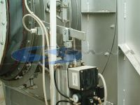 attuatore per aspirazione filtro conglomerato