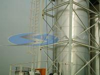 silos di stoccaggio conglomerato bituminoso