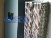 quadro elettrico con inverter sollevamento benna