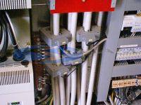 quadro elettrico su impianto frantumazione