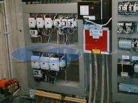 quadri elettrici di forza per impianto conglomerato